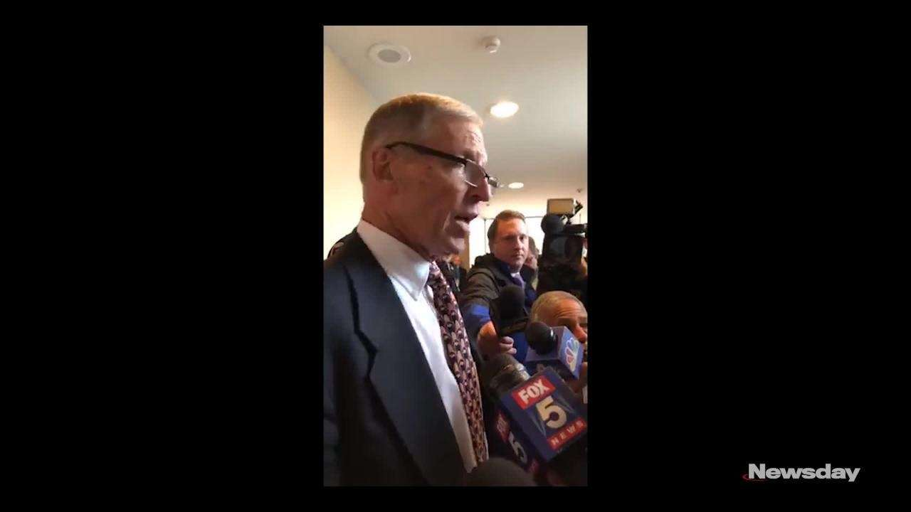Stephen Kunken, the attorney for AnnMarie Drago, accused