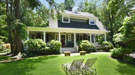 This Port Washington home is on the market