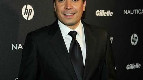 Jimmy Fallon attends GQ's The Gentlemen's Ball at
