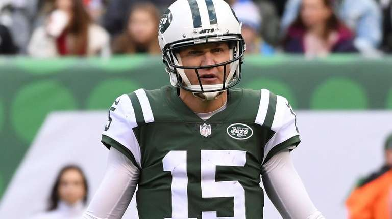 a302da72f85 Todd Bowles keeping Jets QB starter to himself | Newsday