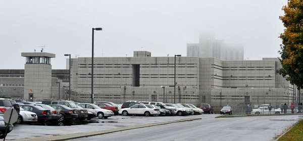 The Nassau County Correctional Facility is seen in