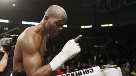 5. BERNARD HOPKINS The 45-year-old light-heavyweight warhorse has