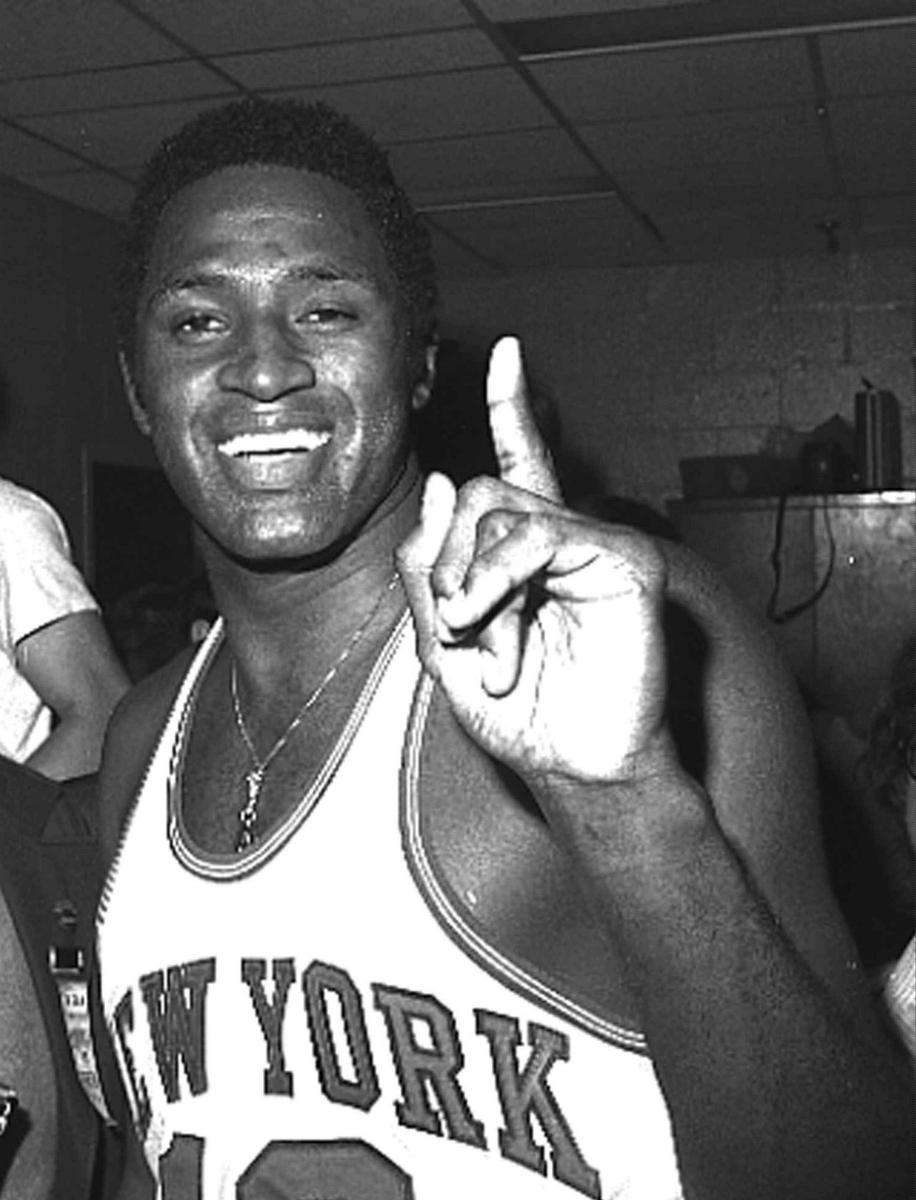 2. WILLIS REED Center/forward, 1964-74 He produced the