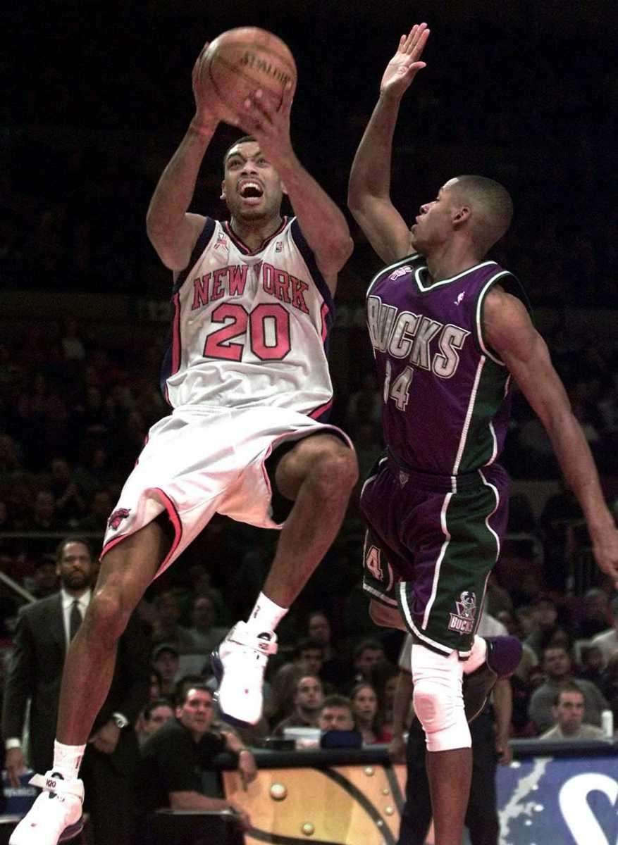 10. ALLAN HOUSTON Shooting guard, 1996-2005 Tough pick.