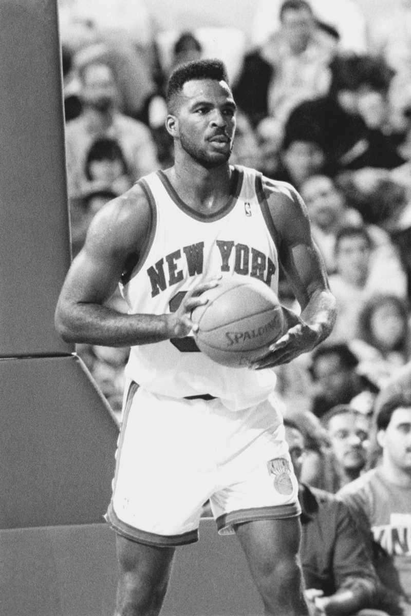 8. CHARLES OAKLEY Power forward, 1988-96 His blue-collar