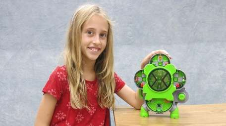 Kidsday reporter Ava Bulanowski tested the Ben 10