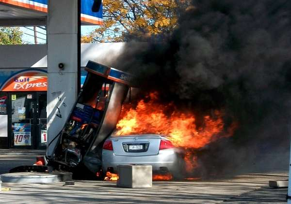 Ralph's Site: Gas Station Fire Dangers
