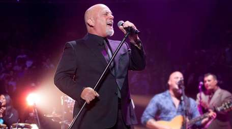 Billy Joel extends his Madison Square Garden residency