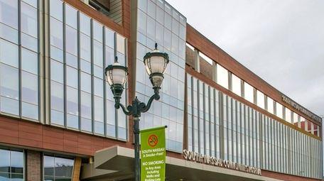 South Nassau Communities Hospital in Oceanside is seen