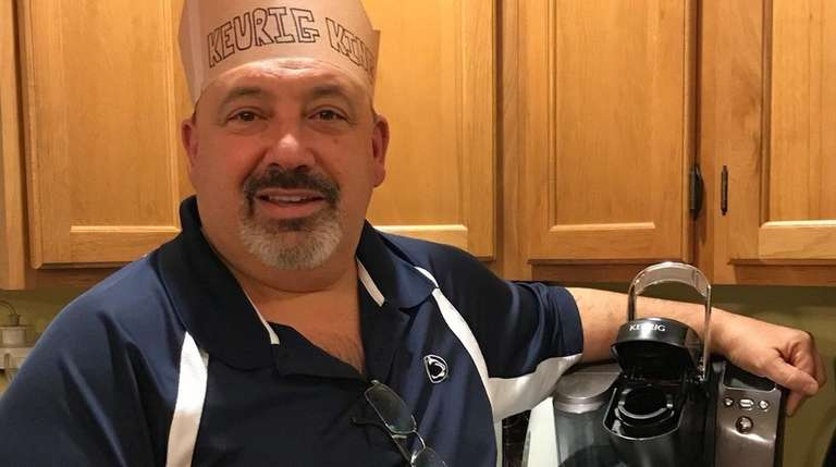 Vincent A. Raia Jr., 55, of East Setauket