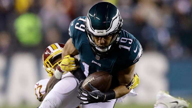 Former Eagles receiver Golden Tate is excited about