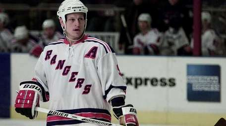 7. ADAM GRAVES Left wing, 1991-2001 Barely missed
