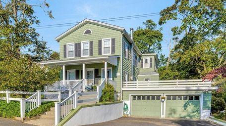 The Alice Wheeler Home in Port Jefferson was