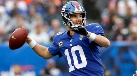 The Giants have lost 21 of their last