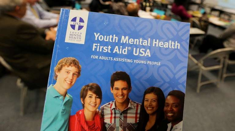 Youth Mental Health First Aid is one of