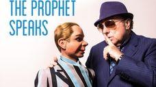 """Van Morrison's """"The Prophet Speaks"""" on Caroline International"""