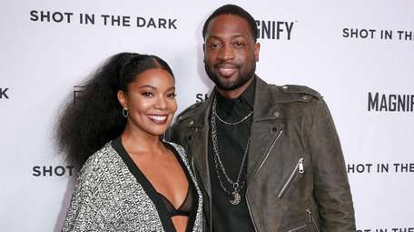 Gabrielle Union and Dwyane Wade welcomed their first