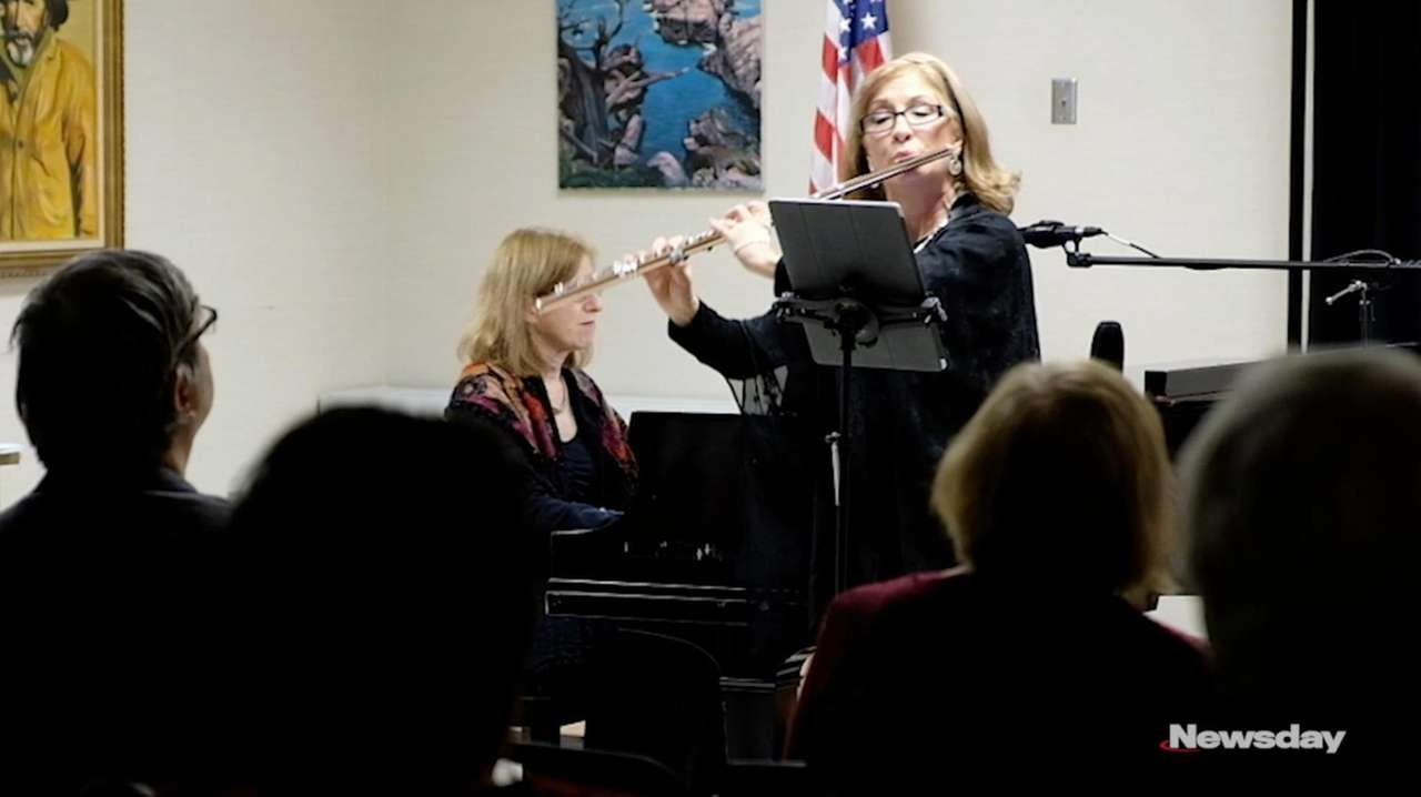 Since 1972, the Long Island Composers Alliance has