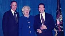 William F. B. O'Reilly worked on Bush's '88