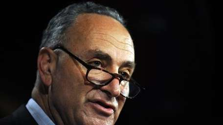 Sen. Charles Schumer regained his seat in the