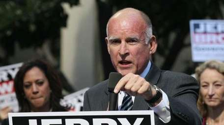 Jerry Brown