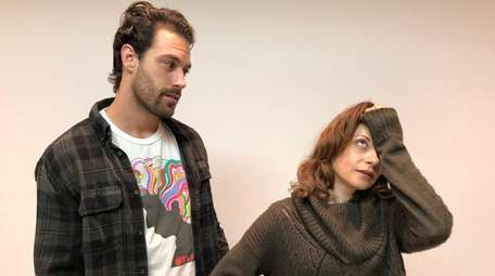 Jarred Harper and Melissa Roth star in