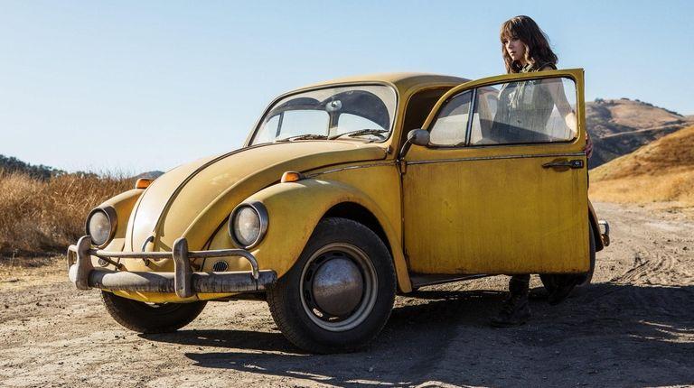 """Hailee Steinfeld as Charlie in""""Bumblebee."""""""
