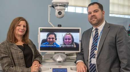Health systems expanding digital access to doctors | Newsday
