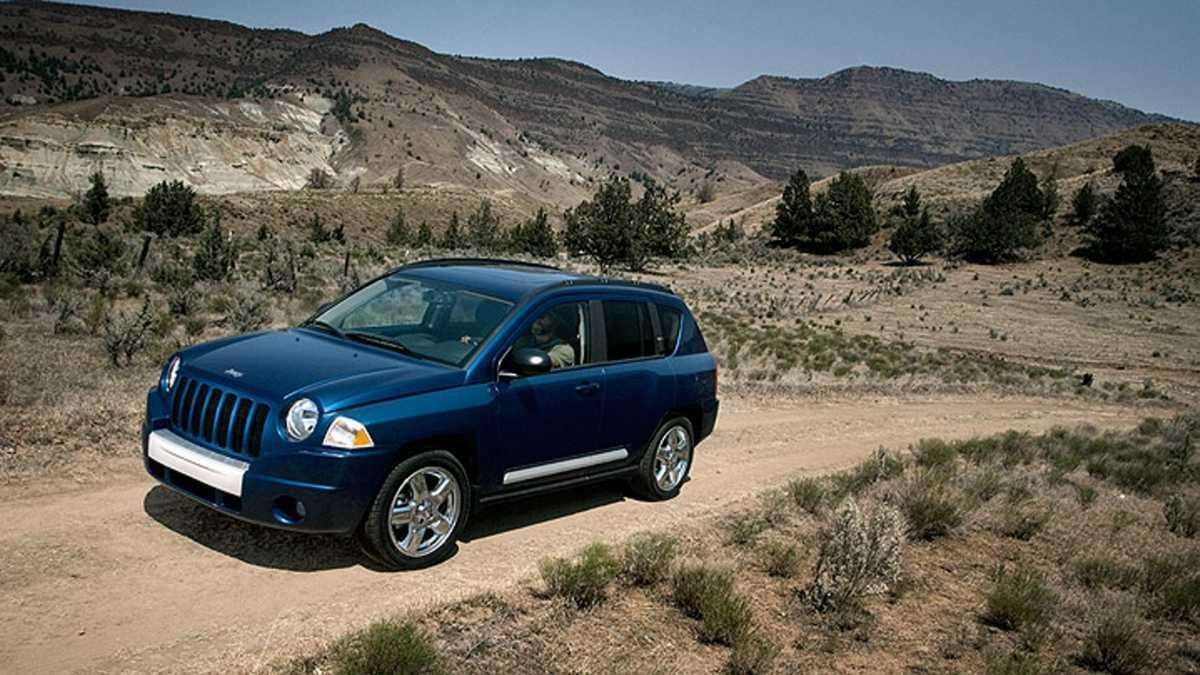 jeep compass' engine, gas mileage come up short | newsday
