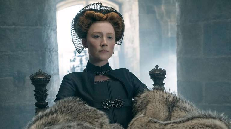 "Saoirse Ronan stars as Mary Stuart in ""Mary"