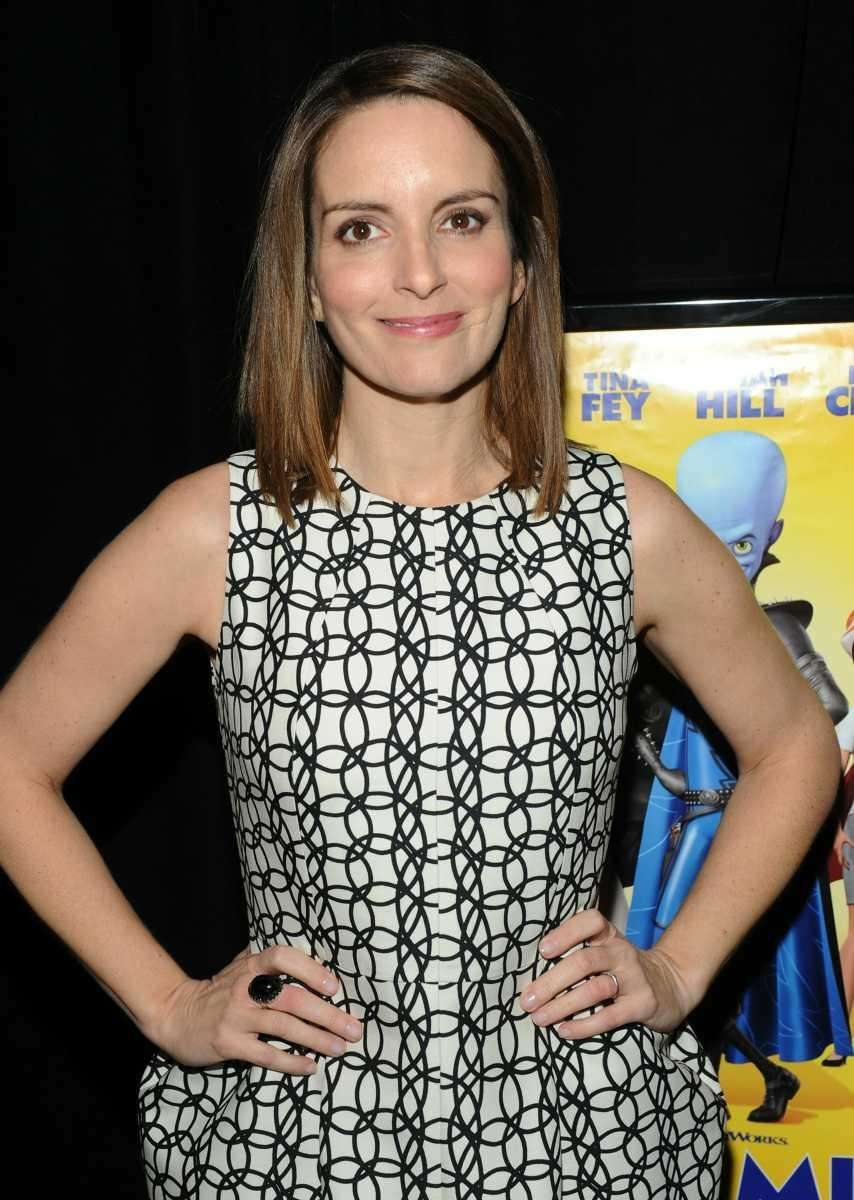 Actress Tina Fey attends the New York premiere