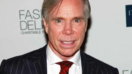 Honoree Tommy Hilfiger attends the 5th Annual Fashion
