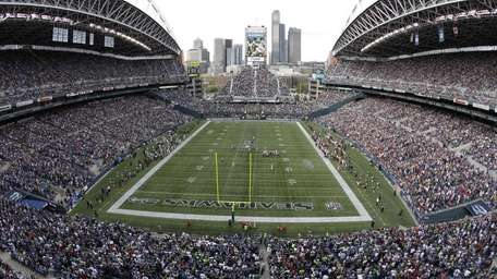 Qwest Field in Seattle has gained a reputation