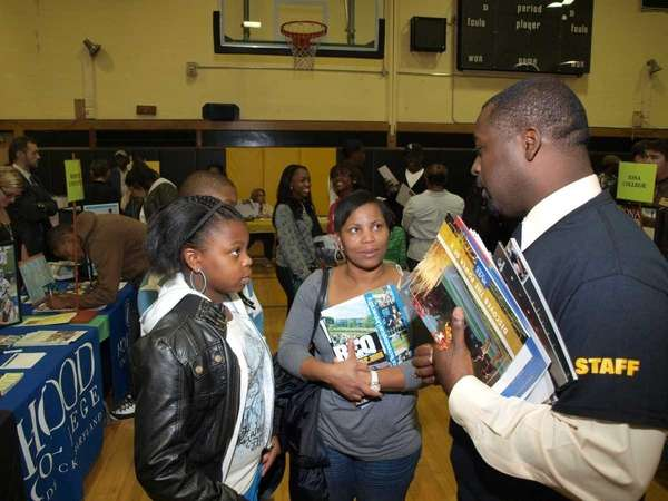 The Uniondale School District held its annual district-wide