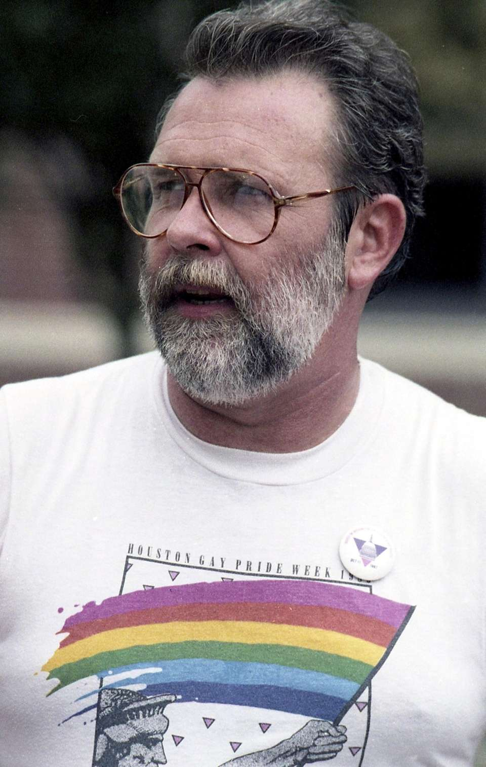 Ray Hill, a former Baptist evangelist and convicted