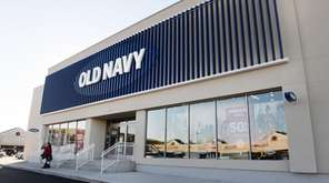 A new Old Navy store in Oceanside is