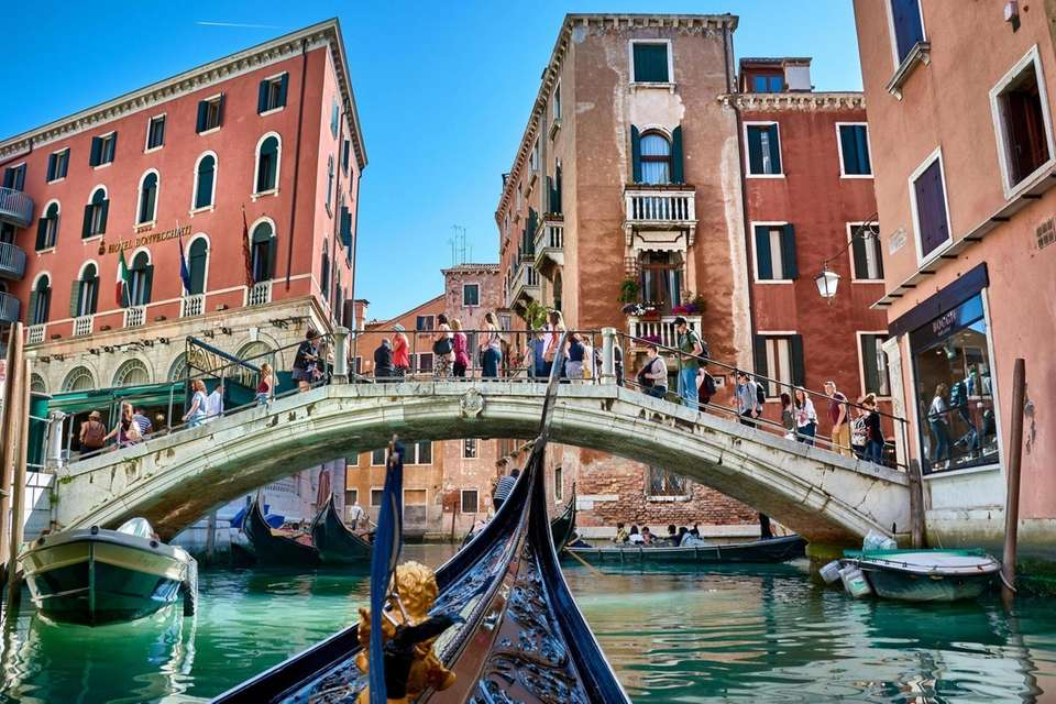 More than 30 million people visit Venice, annually,
