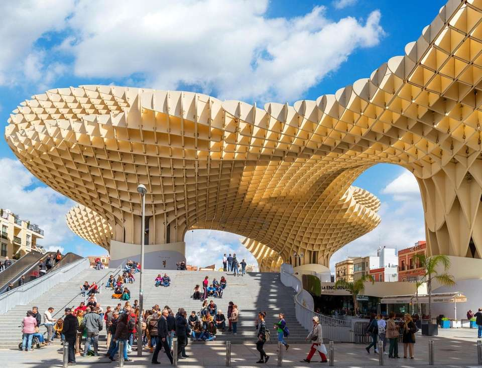 Since opening in 2011, the Metropol Parasol, known