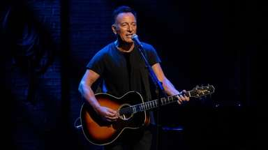 "Netflix is airing a filmed version of ""Springsteen"