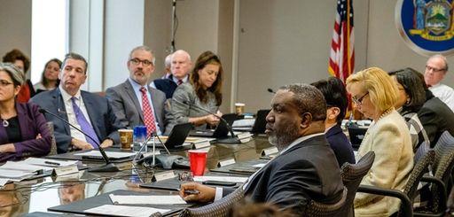 The Empire State Development Corporation's board of directors