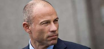 Attorney Michael Avenatti, seen on April 13, will