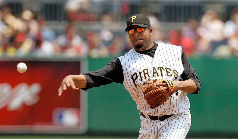 Former Major League Baseball players Luis Valbuena and