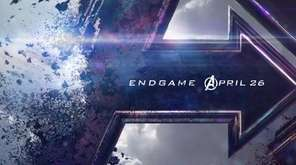 """A poster for the forthcoming """"Avengers: Endgame."""""""