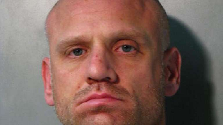 Scott Gilmor, of Hicksville, is charged with six