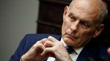 John Kelly has served as White House chief