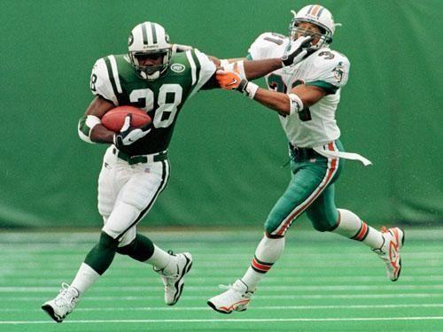 2. CURTIS MARTIN Running back, 1998-05 Bill Parcells
