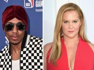 Comedian Nick Cannon has reposted old tweets from