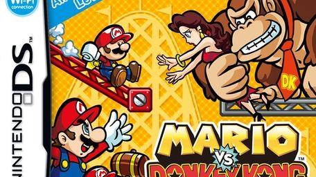 Mario vs. Donkey Kong: Mini-Land Mayhem: Donkey Kong