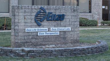 Enzo Biochem Inc. at 60 Executive Dr. in
