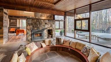This Eatons Neck home is listed for $950,000.
